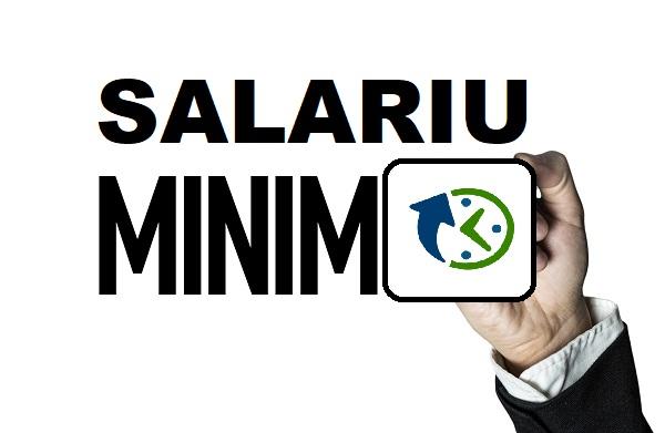 credit cu salariul minim pe economie 2021
